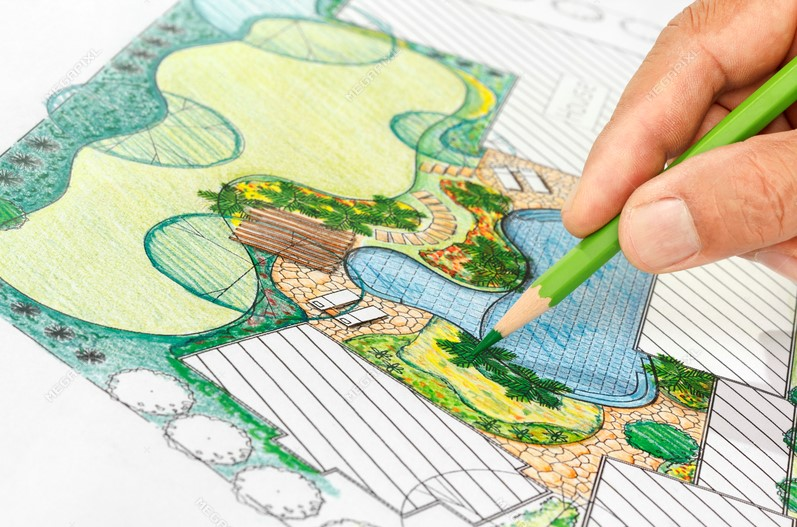 landscape-architect-drawing